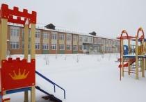 На протяжение полутора лет трещевскую школу модернизировали