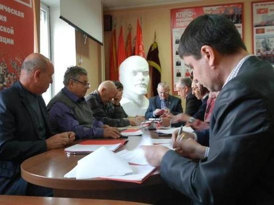 В правительстве опровергли срыв встречи Осипова с коммунистами Читы