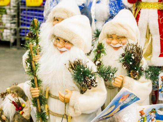 Деды Морозы Хабаровска обещают прийти без коронавируса