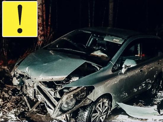 Красноярка купила машину и через 4 дня попала в аварию с ребенком