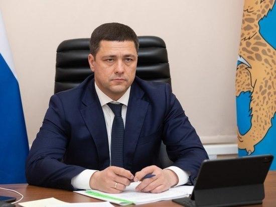 Псковский губернатор рассказал полпреду РФ об усилении здравоохранения