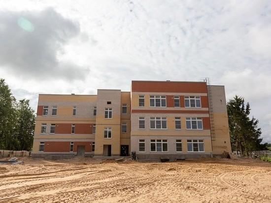 Детский сад построили в Неелово