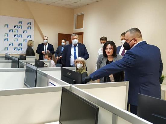 В Тамбовской области официально заработал Центр управления регионом