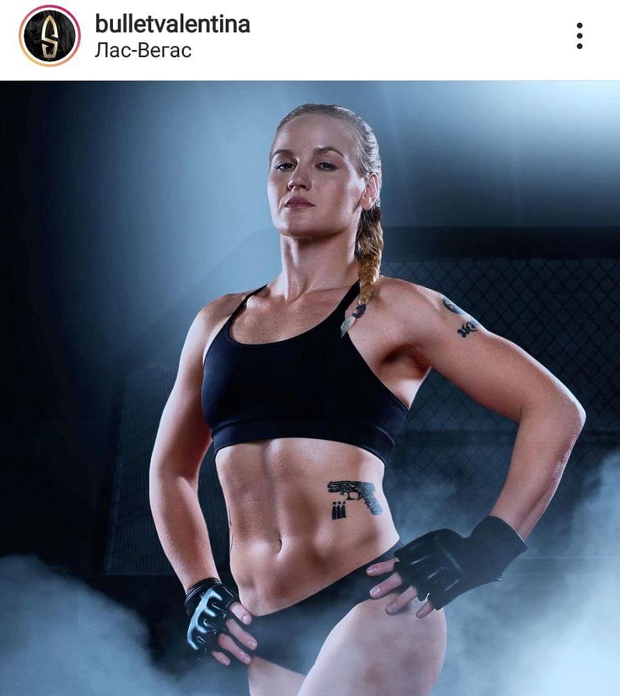 Валентина Шевченко готовится к новой защите титула: фото чемпионки