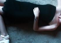 В квартире одного из домов на Можайском шоссе найдена мертвой 14-летняя девочка (по другим данным, погибшей было 15 лет)