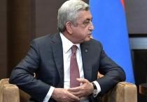 Жена экс-президента Армении Саргсяна умерла от коронавируса