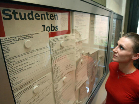 В Германии опять выплатят пособия студентам