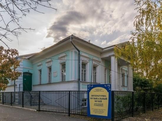 В Мичуринске отметили 220-летие Евгения Боратынского
