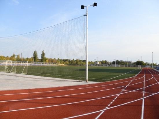 В Кировском районе Волгограда построят новые футбольные поля