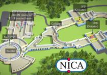 Работа первого блока сверхпроводящего коллайдера протонов и тяжёлых ионов NICA запущена в подмосковной Дубне, в Объединенном институте ядерных исследований (ОИЯИ)