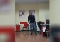 Захватчик заложников в Тбилиси пьяно назвал требования к властям