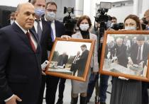 Михаил Мишустин не мог остаться в стороне от двойного праздника — юбилея ФНС и Дня налоговых работников, в число которых он сам входил до января 2020 года