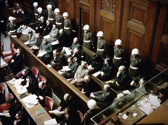 Во время Нюрнбергского процесса случились три загадочные смерти