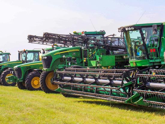 В Чувашии темпы обновления сельхозтехники возросли в 3,5 раза