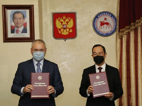Якутия и компания «Прогноз-Серебро» подписали соглашение о сотрудничестве