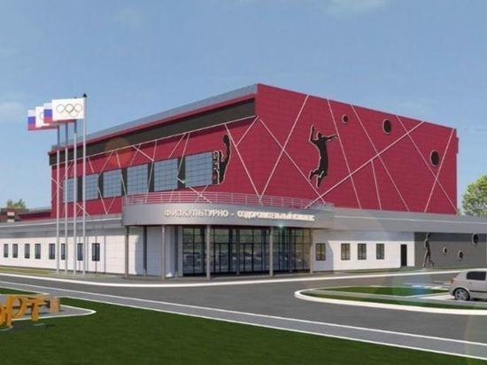 На месте долгостроя в Ноябрьске появится новый спорткомплекс
