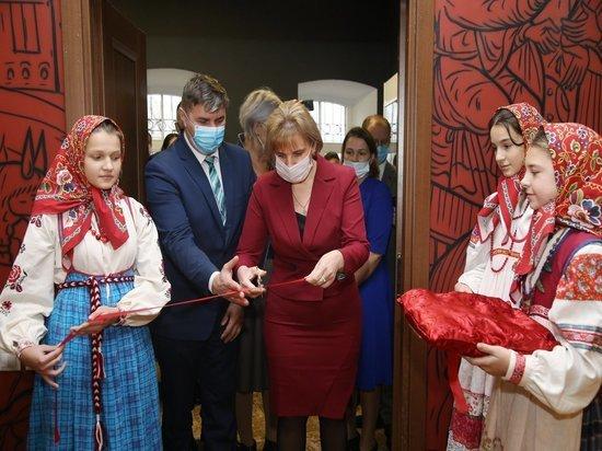 В Одоеве после реставрации открылся краеведческий музей