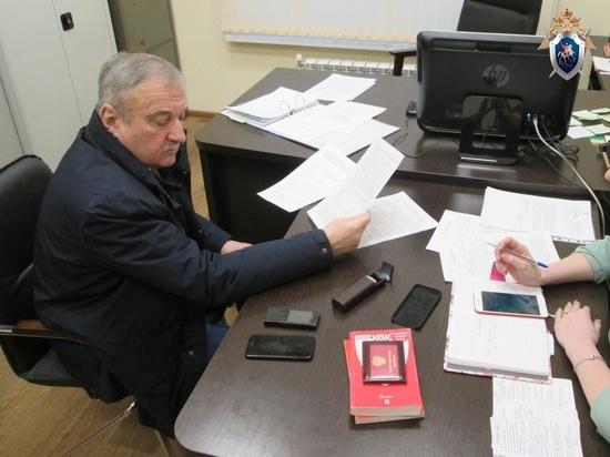 Уголовное дело в отношении Владимира Быкова передано в прокуратуру