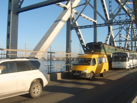 23 ноября — очередное закрытие Северодвинского моста