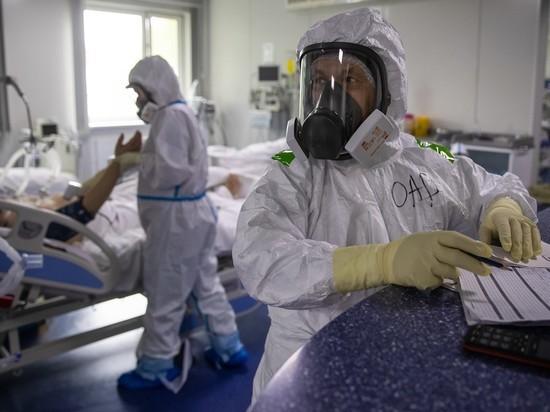 В Хакасии значительно выросло число тяжелых пациентов с коронавирусом