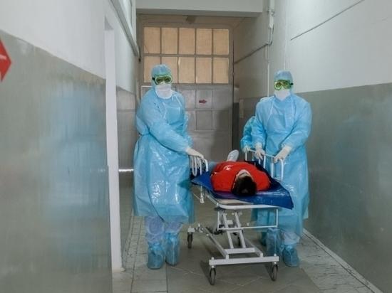 Еще четыре человека погибли от коронавируса в Волгоградской области