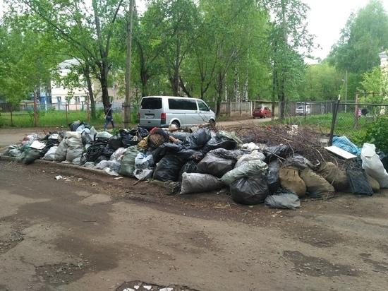 С 1 января Киров может погрязнуть в мусоре
