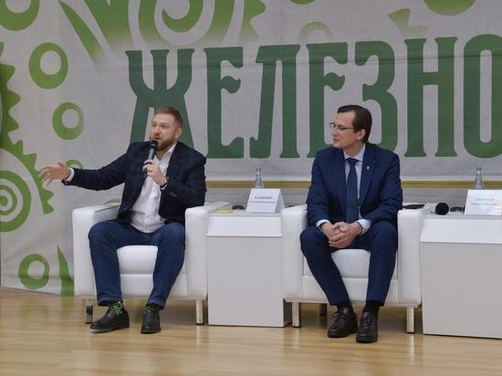 Малькевич советует привлекать киберволонтеров для продвижения велотерренкура