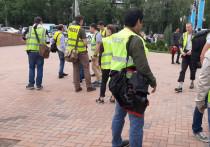 Внесен законопроект, предлагающий изменить правила работы СМИ на уличных акциях
