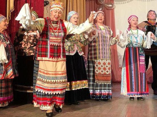 Фолк-ансамбль Ставрополя «Лада» отмечает сорокалетие
