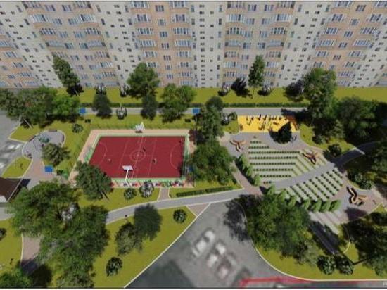 В Ставрополе ускорят создание многофункциональной детской площадки