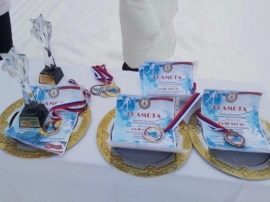 Минспорт Хакасии поделился итогами первого дня Кубка России по лыжным гонкам