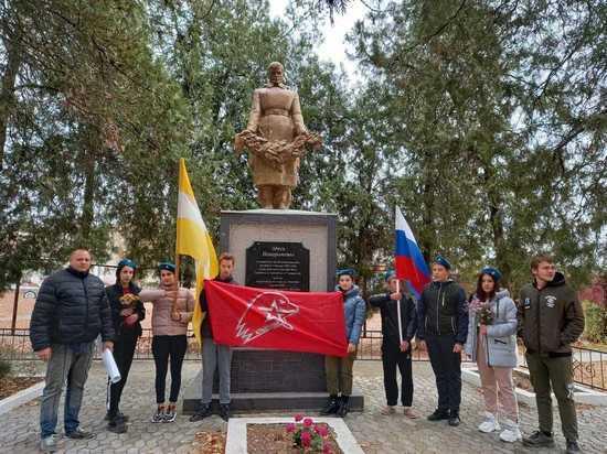 Школьники Ставрополья совершили поход по местам боевой славы