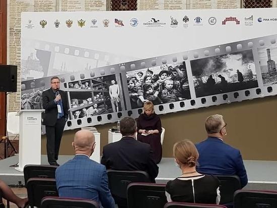 Псковский опыт по сохранению памяти о жертвах нацизма высоко оценили в Москве