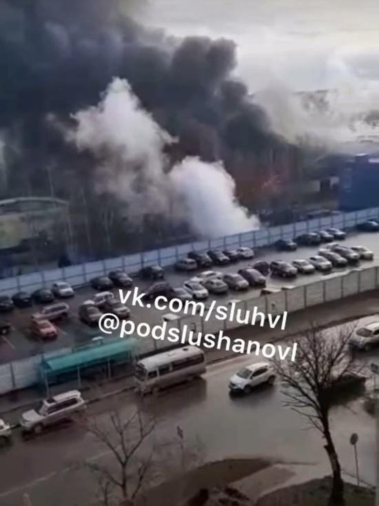 Великолукский завод, где случился пожар, продолжит работать с 23 ноября