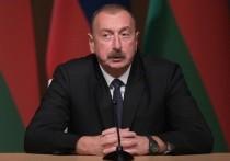 Президент Азербайджана Ильхам Алиев заявил, что трехстороннее заявление по Карабаху ставит точку в многолетнем противостоянии