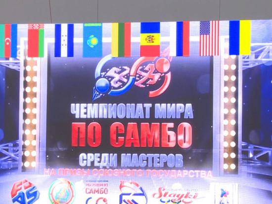Ивановец стал чемпионом мира по самбо