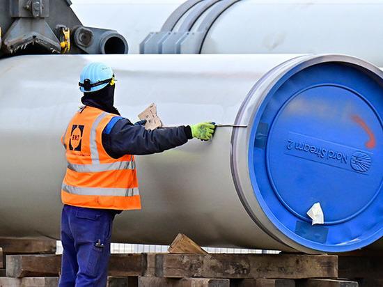 Строители газопровода рискуют остаться без новогодних подарков