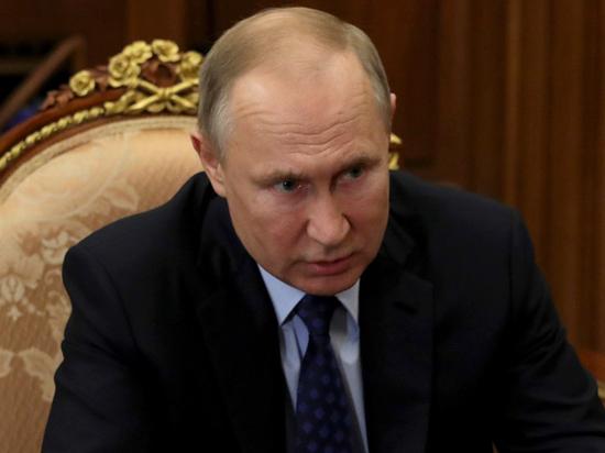 Путин назвал главные риски в мире