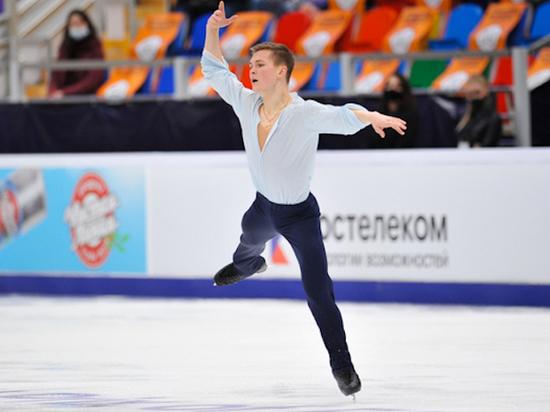 Морис Квителашвили не удержал первое место на московском этапе Гран-при по фигурному катанию
