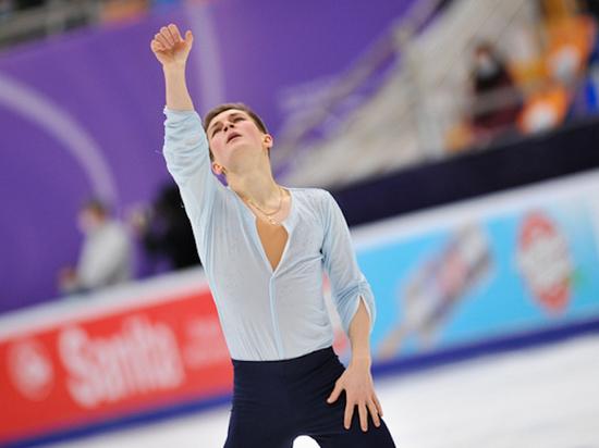 Михаил Коляда выиграл мужской турнир Гран-при России
