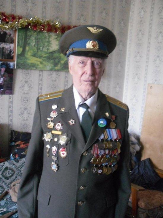 В Волгограде на 96-м году жизни скончался ветеран Василий Мелихов