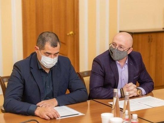 """Псковский губернатор похвалил нового руководителя """"Экопрома"""""""