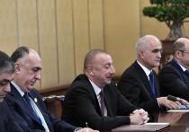 Лавров рассказал о переговорах с Алиевым