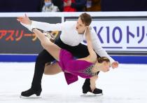 Виктория Синицина и Никита Кацалапов в танцах на льду, как и Александра Бойкова и Дмитрий Козловский в парном катании победили на этапе Гран-при по фигурному катанию в Москве. Для обеих пар победный старт стал всего вторым в сезоне.