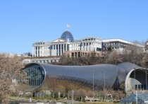 Правящая партия Грузии побеждает во втором туре парламентских выборов