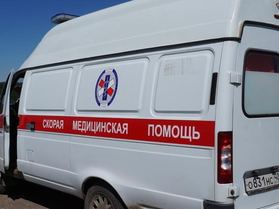 В Боровском районе двое родственников до полусмерти избили мужчину