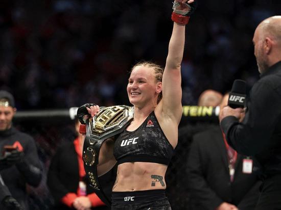 Шевченко победила Майю и защитила титул UFC в наилегчайшем весе