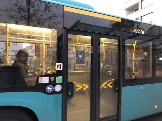 Министр транспорта Германии об ужесточении ограничений в общественном транспорте
