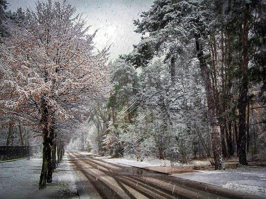 Новая неделя в Марий Эл будет прохладной и снежной