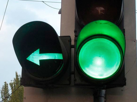 На светофорах в Йошкар-Оле оборудовали дополнительные секции